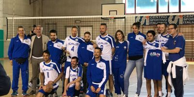 Partita di Volley PADOVA
